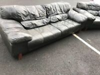 3 Seater Sofa and Chair (@07752751518)
