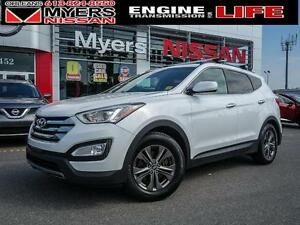 2013 Hyundai Santa Fe SPORT, HITCH, Roof Rail, Heated Seats,