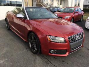 2010 Audi S5 Premium