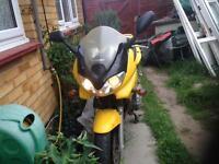 Suzuki banditS motorcycle
