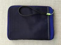 REDUCED BNWT Camper Laptop IPad Bag Navy (Tablet, Cover, Sleeve)
