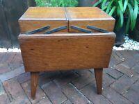 Vintage Sewing or Craft Box