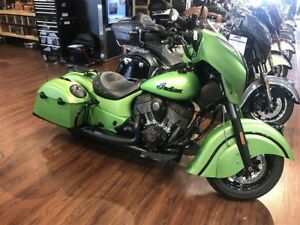 2016 Indian Motorcycles Chieftain Liquidation hivernale 250 moto