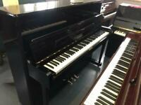 2004 Petrof 118 P1 Upright Piano - Black Gloss -FREE DELIVERY 3yr warranty