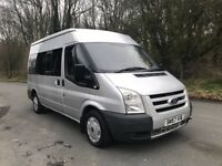 12 SEATER FORD TRANSIT ONLY 96k MILES ALL READY TO DRIVE AWAY