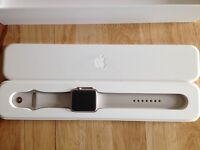 Apple Watch Sport 42mm Case Rose Gold Aluminium