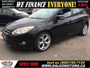 2014 Ford Focus SE | HEATED SEATS | ONLY 46KMS!