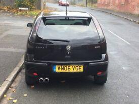 Black Vauxhall Corsa SXI CDTI Hatchback 2006 12 Mths MOT