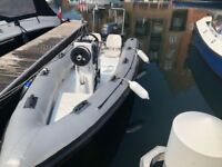 Rib Boat 5 metre