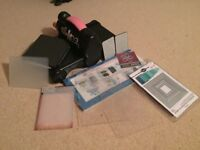 Sizzix Bigshot - used only a few times