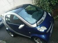 Smart city passion auto coupe