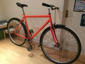 Retro Single Speed Bike