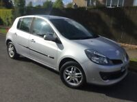 Renault Clio 1.5dCi 106 Dynamique 5dr hatch with FSH - almost 1 owner !