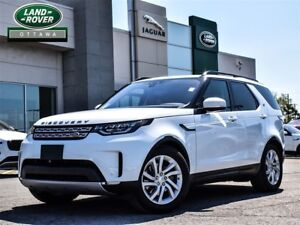 2017 Land Rover Discovery Diesel Td6 HSE 7-Pass