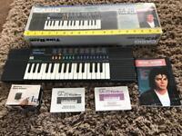 Casio SA 20 Micheal Jackson Tone Bank Electronic Keyboard