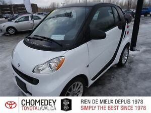 2011 smart fortwo passion AIR CONDITINNE