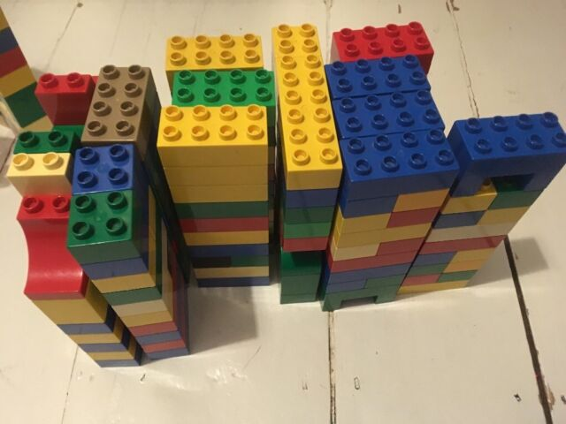 Lego Duplo Approx 150 Assorted Bricks In Cricklewood London