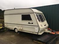 Compass 2 berth caravan