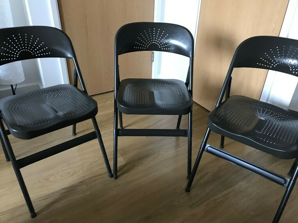 Swell Ikea Frode Folding Chair In London Gumtree Lamtechconsult Wood Chair Design Ideas Lamtechconsultcom