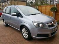Vauxhall Zafira Club 1.6 Petrol - Mong Mot - Oct 2018 - 2 Owners - Drives Good - 7 Seater