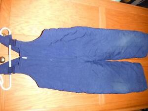 Children's snow pants - Size 3T and 5