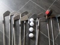 bunch golf clubs