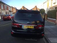 TOYOTA PREVIA 2.0 DIESEL 7 SEATER FULL SERVICE HISTORY 1 OWNER