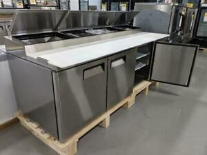 Salad/Sandwich Prep Tables-Brand New-Stainless Steel-----Amazing Deals!!!