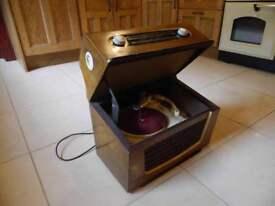 1960's Radio / Record Player (Display or Repair)