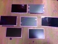 Laptop LCD`s 10.1 Inch (Slim) LCD x3 / 10.1 Inch LCD x2 / 8.9 Inch LCD x2 (NEW & REFURBISH)