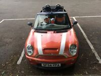 ATTENTION STUNNING MINI CONVERTIBLE LOW MILES LONG MOT
