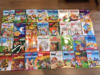 Asterix Comics Great Collection 32 books!