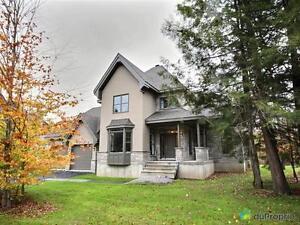 549 000$ - Maison 2 étages à vendre à Bromont