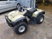 250cc off road quad