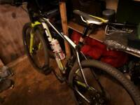 "Cube 29"" mountain bike"
