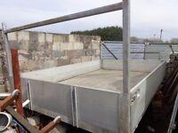 aluminium trailer body