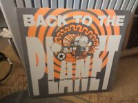 "Back to the Planet - Revolution of Thought 12"" Single"