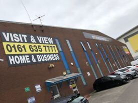 Business Storage in Middleton, Gtr Manchester - 1 mile from the M60 & from £30pw