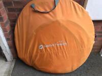 4 birth pop up tent