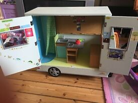 American Girl Large CamperVan