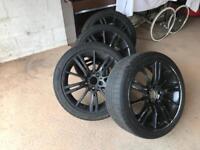 BMW RIM's + Winter tyres