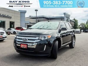 2013 Ford Edge SEL, SUNROOF, BACKUP CAM, BLUETOOTH, LEATHER
