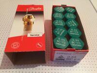 Box of 10 x Danfoss Oil Fired Boiler Burner Nozzles 0.55 x 60ES Jet 1.65 Kg/h