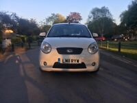 Kia, PICANTO, Hatchback, 2011, Automatic, 1086 (cc), Auto 5 doors