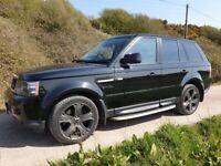 Land Rover, RANGE ROVER SPORT, Estate, 2013, Semi-Auto, 2993 (cc), 5 doors