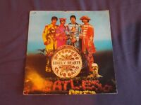 BEATLES - SGT PEPPER / DAY IN THE LIFE - 45rpm