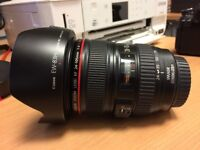 Canon 24 - 105mm f4 L - Mint condition