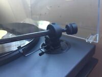 Pro-ject 1 Xpression turntable . V good condition . Ortofon omb 20 cartridge inc .