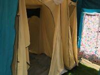 Sunncamp Gites 5 frame tent