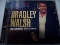 Two C/D,s Bradley Walsh, (Chasing Dreams.) Alexander Armstrong, ( upon a different shore